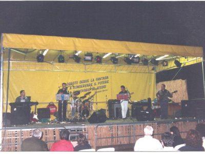 Gingers in shadows 08 Borgo San Lorenzo luglio 1994