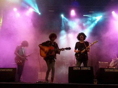 La Notte, Curinga Music Festival 2016. — con Giulio Maria Di Salvo, Alessio Bambi, Yuri Salihi e Tommy-Sado Carlà