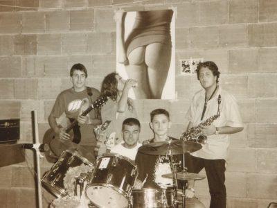 The Herpes — con Giancarlo Barzagli, Mattia Guglielmo Roberto Sarti, CULO, Marco Cipriani e Lorenzo Pacio
